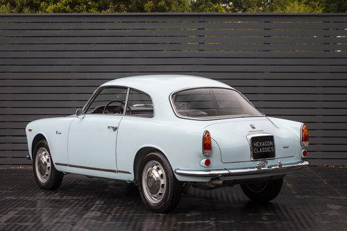 1963 Alfa Romeo Giulia Sprint 1600 LHD SOLD (picture 2 of 6)