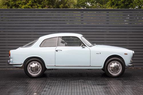 1963 Alfa Romeo Giulia Sprint 1600 LHD SOLD (picture 3 of 6)