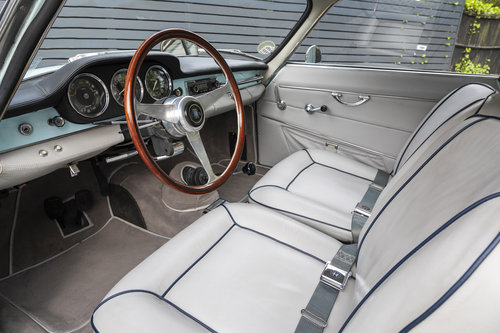 1963 Alfa Romeo Giulia Sprint 1600 LHD SOLD (picture 4 of 6)