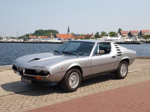 1977 Alfa Romeo Montreal Original 36.000KM NL reg  For Sale (picture 1 of 6)