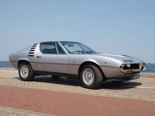 1977 Alfa Romeo Montreal Original 36.000KM NL reg  For Sale (picture 2 of 6)