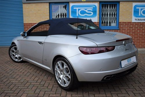 2007 Alfa Romeo Spider Roadster 2.2i JTS SOLD (picture 2 of 6)