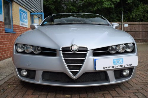 2007 Alfa Romeo Spider Roadster 2.2i JTS SOLD (picture 4 of 6)