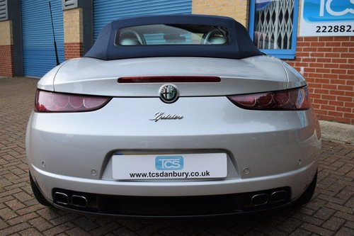 2007 Alfa Romeo Spider Roadster 2.2i JTS SOLD (picture 5 of 6)