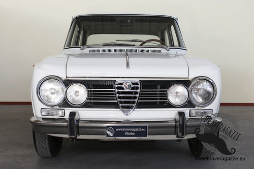 1970 Rare and in exceptional condition Giulia Biscione) For Sale (picture 2 of 6)