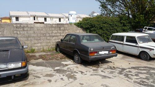 1983 ALFETTA 2.0 QUADRIFOGLIO ORO For Sale (picture 1 of 5)
