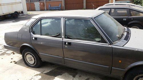 1983 ALFETTA 2.0 QUADRIFOGLIO ORO For Sale (picture 3 of 5)