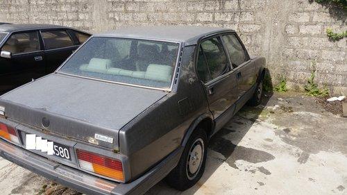 1983 ALFETTA 2.0 QUADRIFOGLIO ORO For Sale (picture 4 of 5)