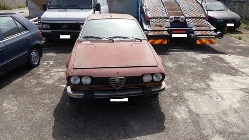 1977 ALFETTA GTV 1.6 For Sale (picture 2 of 3)
