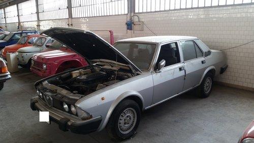 1982 ALFA ROMEO ALFA 6 2.5 V6 BUSSO For Sale (picture 2 of 3)
