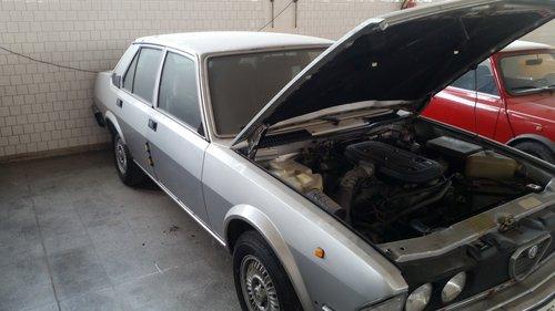 1982 ALFA ROMEO ALFA 6 2.5 V6 BUSSO For Sale (picture 3 of 3)