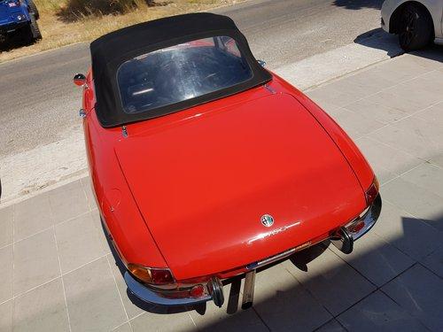 1969 Alfa Romeo Spider Duetto 1750 Veloce Restored Lhd For Sale (picture 2 of 5)