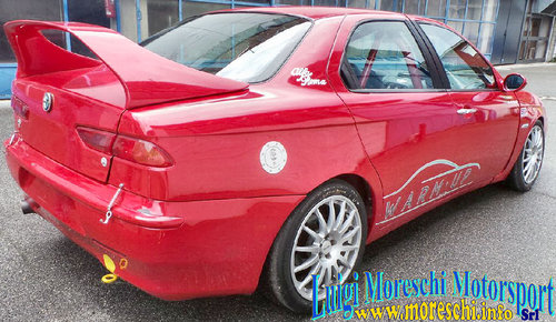 1998 Alfa Romeo 156 TS 2.0-16v Gr A For Sale (picture 4 of 6)