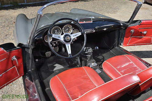1960 Alfa Romeo 2000 Superleggera Spider For Sale (picture 3 of 6)