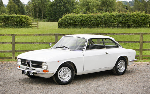 1972 Alfa Romeo GT Junior 1.3 **NOW SOLD** For Sale (picture 1 of 6)