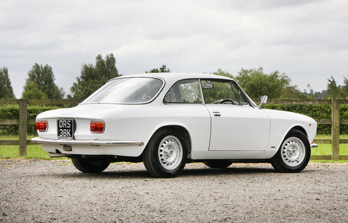 1972 Alfa Romeo GT Junior 1.3 **NOW SOLD** For Sale (picture 3 of 6)