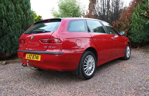 2001 Alfa Romeo 156 V6 Veloce SW 6-sp For Sale (picture 4 of 6)
