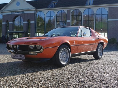 1973 Alfa Romeo Montreal For Sale (picture 1 of 4)