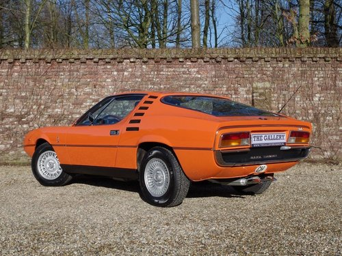 1973 Alfa Romeo Montreal For Sale (picture 2 of 4)