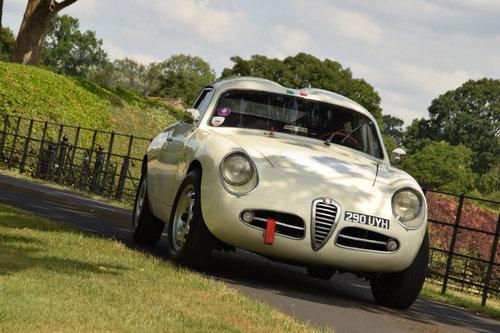 1957 Alfa Romao SVZ continuation  For Sale (picture 1 of 6)
