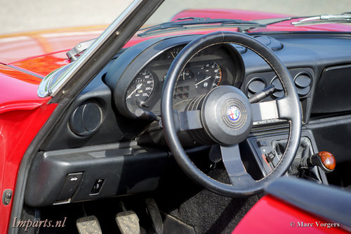 very nice Alfa Romeo Spider 2.0  1992 For Sale (picture 2 of 6)