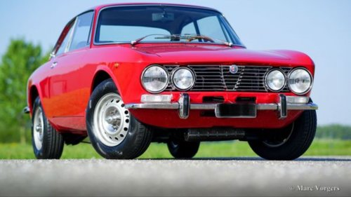 1975 ALFA ROMEO GT LUSSO  1300 MINT CONDITION For Sale (picture 1 of 1)