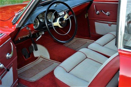1956 Alfa Romeo 1300 Giulietta Sprint-56 34.000Km! For Sale (picture 4 of 6)