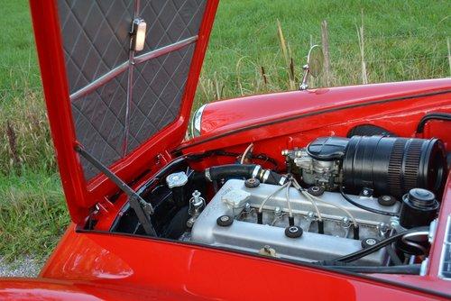 1956 Alfa Romeo 1300 Giulietta Sprint-56 34.000Km! For Sale (picture 6 of 6)