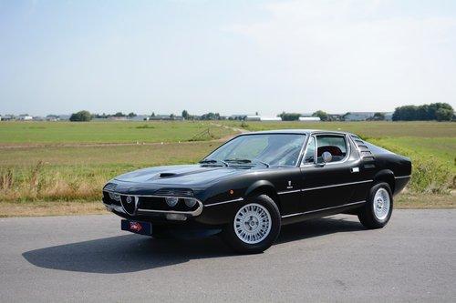 Alfa Romeo Montreal 1972 Nero Daytona For Sale (picture 1 of 6)