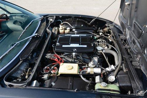 Alfa Romeo Montreal 1972 Nero Daytona For Sale (picture 5 of 6)
