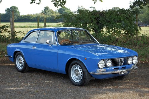 1973 Alfa Romeo 2000 GT Veloce  For Sale (picture 1 of 6)