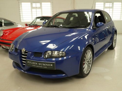2004 Alfa Romeo 147 GTA - Outstanding Condition - Low Miles For Sale (picture 1 of 6)