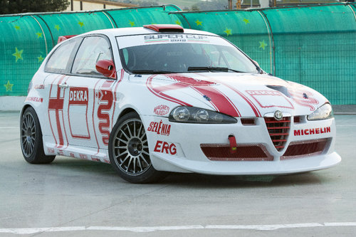 2003 Alfa Romeo 147 superproduzione N.Tecnology For Sale (picture 1 of 6)