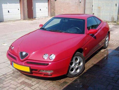1996 Alfa Romeo GTV 2.0 ltr V6 Turbo For Sale (picture 1 of 6)