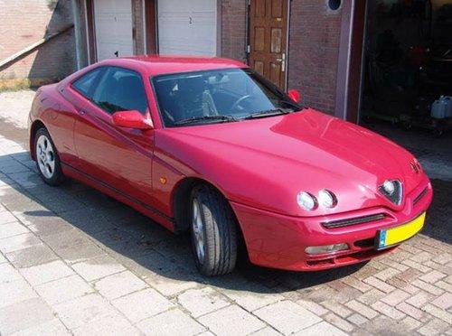 1996 Alfa Romeo GTV 2.0 ltr V6 Turbo For Sale (picture 2 of 6)