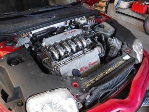 1996 Alfa Romeo GTV 2.0 ltr V6 Turbo For Sale (picture 3 of 6)