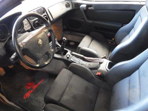 1996 Alfa Romeo GTV 2.0 ltr V6 Turbo For Sale (picture 4 of 6)