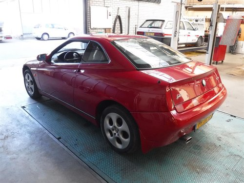 1996 Alfa Romeo GTV 2.0 ltr V6 Turbo For Sale (picture 5 of 6)