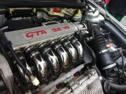 2003 A Unique V6 Alfa Romeo 156 GTA Sportwagon For Sale (picture 2 of 6)