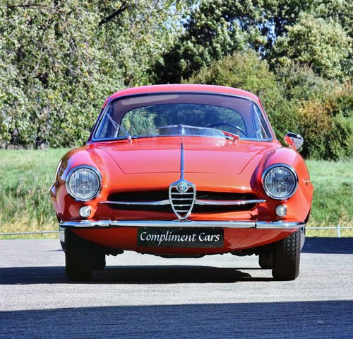 1962 Alfa Romeo Giuiletta Sprint Speciale € 140.000 For Sale (picture 2 of 6)