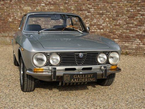 ALFA ROMEO2000 GTV BERTONE FULLY RESTORED CONDITION (1973) For Sale (picture 5 of 6)