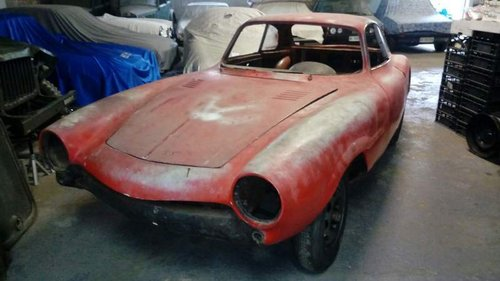 1959 Giulietta SS Sprint Speciale For Sale (picture 1 of 4)