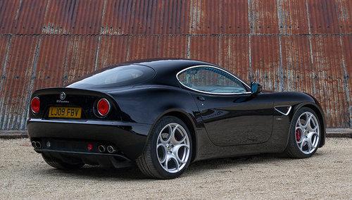 2009 Alfa Romeo 8C Competizione  For Sale (picture 2 of 6)