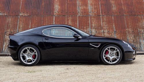 2009 Alfa Romeo 8C Competizione  For Sale (picture 3 of 6)