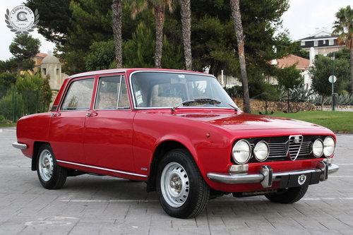 1971 Alfa Romeo Berlina 1750 SOLD (picture 1 of 6)