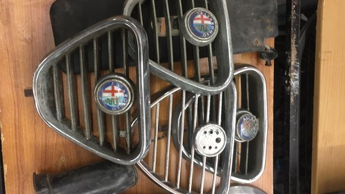 1982 Alfetta Saloon parts GTV 75 3.0,Pistons, For Sale (picture 4 of 6)