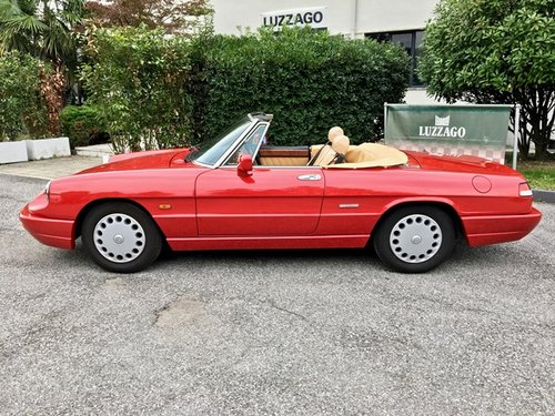 1991 ALFA ROMEO DUETTO 1600 S4 For Sale (picture 2 of 6)