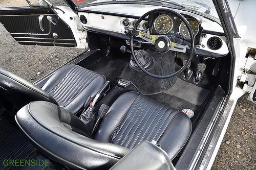 1968 RHD Alfa Romeo Giulia Spider 1300 Junior Duetto. SOLD (picture 4 of 6)