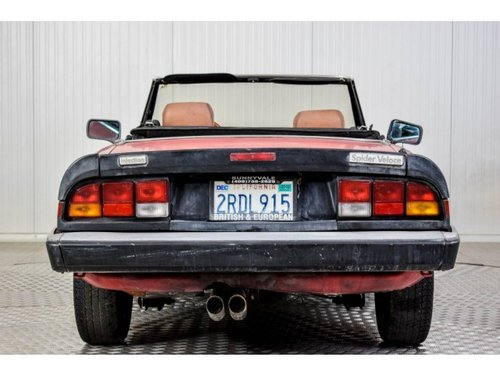 1987 Alfa Romeo Spider Veloce 2.0 Injection For Sale (picture 4 of 6)