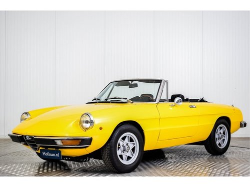 1982 Alfa Romeo Spider 2.0 Veloce For Sale (picture 1 of 6)